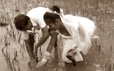 Islas filipinas. Tradiciones Nupciales