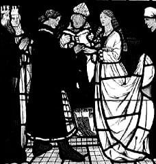 La Edad  Media y el Matrimonio